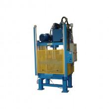 Cast cutting press